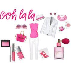 Ooh La La Pinks, created by abbie132