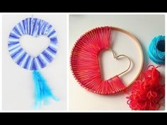 String Art DIY | Ideas, tutorials, free patterns and templates to make String Art - Part 9