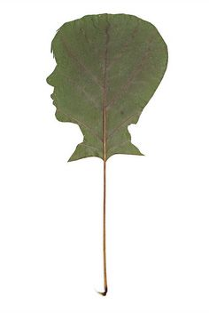 Jenny Lee Fowler #leaves #sculpture