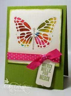Carte à tout: Les papillons.... on aime ça, les papillons