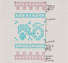 New Knitting Machine Baby Fair Isles 58 Ideas Knitting Baby Girl, Knitting For Kids, Knitting For Beginners, Crochet For Kids, Poncho Knitting Patterns, Knitting Charts, Baby Fair, Knitting Needle Case, Knitting Machine