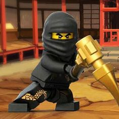 cole the earth ninja my fave from lego ninjago