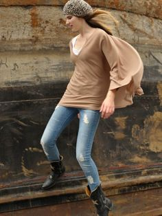 100% Cashmere Draped Beige Taupe Poncho Taupe, Beige, Cashmere Poncho, Hipster, Style, Fashion, Swag, Moda, Hipsters