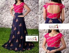 50 ideas skirt pattern long floral maxi for 2019 Long Gown Dress, Frock Dress, Saree Dress, Long Frock, Long Dresses, Saree Blouse, Kurti Designs Party Wear, Lehenga Designs, Kurta Designs