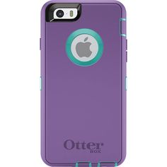 OtterBox Defender iPhone 6 Plus Case Purple/Blue