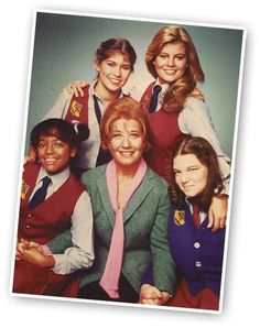 The Facts of Life Cast. Trivia about the show. I really need to watch this one again now that I'm an adult!