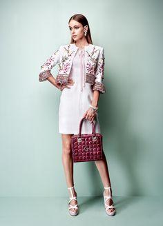 Défilé Georges Hobeika Couture Printemps-été 2017 Femme