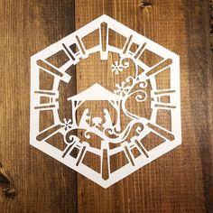 Christmas Wood, Christmas Ideas, Dark Backgrounds, Looking Stunning, Nativity, Snowflakes, Card Stock, Cricut, Display