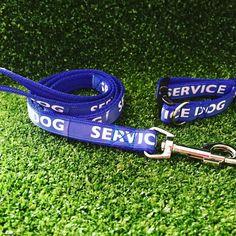 Customer order #servicedog #dogcollar #dogleash #doglead #handmade by dottiespetboutique