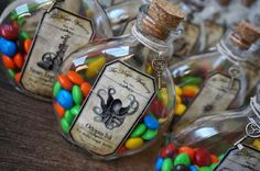 Steampunk Party Favors