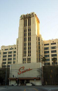 East Los Angeles, California • losojosdemuerte: DSC_00231 on Flickr. Sears...