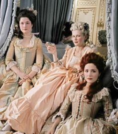 Marie Antoinette di Sofia Coppola | Ladies From Other Centuries