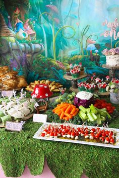 Enchanted Forest Birthday Party & Glitter and Graze Enchanted Forest Birthday Party & Glitter and Graze The post Enchanted Forest Birthday Party & Glitter and Graze & Leanke 1 appeared first on Forest party theme . Garden Birthday, Fairy Birthday Party, Birthday Party Themes, Glitter Birthday, Birthday Ideas, 5th Birthday, Halloween Birthday Parties, Butterfly Birthday, Birthday Cakes