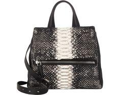 Why We Love Givenchy's New Python Pandora Flap-Front Shoulder Bag