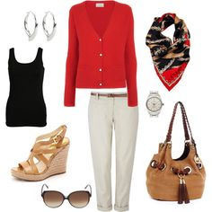 Saturday Chores, created by susanstreet on Polyvore