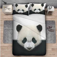 "Make your bedroom a bit more""panda""! From www.pandathings.com"