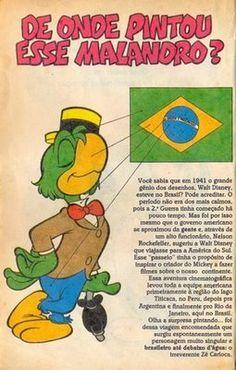 Ze Carioca - Origem