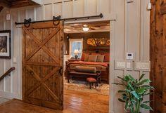 <3 the barn door.