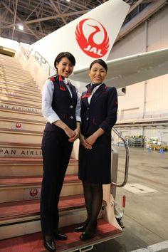 JAL (Japan Air Line's) Flight Attendant's