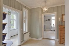 sekelskifte inredning - Sök på Google Swedish Cottage, Swedish House, Interior Decorating, Interior Design, Paint Colors For Living Room, Big Houses, Classic House, Fashion Room, Scandinavian Interior