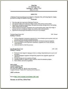Nice X Ray Resume Templates #resume #ResumeTemplates #templates