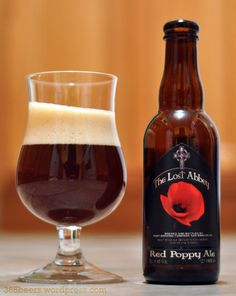 Beer 363/365 – The Lost Abbey Red Poppy Ale | 365 days... 365 beers