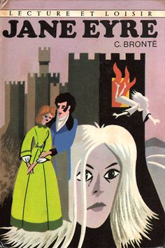 French edition, 1975 - was it necessary to include poor Bertha leaping to her death?? (Summer reading:  https://studios.amazon.com/projects/153395)