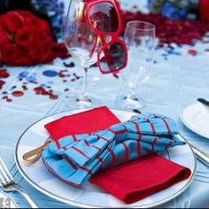 10 Fabulous Colour Combos 10 Fabulous Colour Combos- Red & Aqua – The Knot