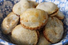 Delicious single serving apple pies! Even better if you add an icing frosting on top!
