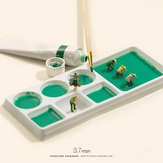 miniature food dioramas - Yahoo Image Search Results