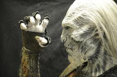 White Walker Makeup Effects byCreature Inc. Ltd