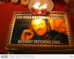 Epic cake is epic.