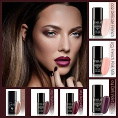 land of Makeup Inspiration, Lipstick, Nails, Rings, Beauty, Jewelry, Beleza, Jewellery Making, Ongles