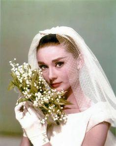 So Audrey !