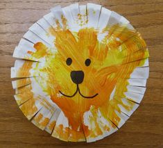 Craftulate: Lion Crafts for Toddlers