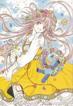 Image shared by SHOUJO*LOVE. Find images and videos about anime, kawaii and manga on We Heart It - the app to get lost in what you love. Chica Anime Manga, Kawaii Anime, Anime Art, Cardcaptor Sakura, Manga Creator, Chibi, Xxxholic, Illustration, Manga Artist