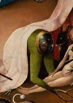 Hieronymus Bosch, Hell
