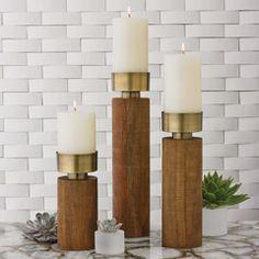 Larson Candleholder SA79040