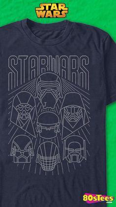 The Knights Of Ren Star Wars T-Shirt Officially Licensed Star Wars Men's T-shirt Ren Star Wars, Knights Of Ren, Bleach Shirts, List Of Countries, 80s Movies, Star Wars Tshirt, Last Jedi, Stars, Mens Tops