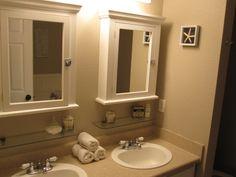 $200 Master bathroom makeover