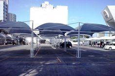 Sombreadores e coberturas para estacionamento | Guarulhos Sombreadores tel. 11 5891-0252