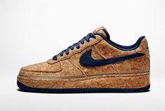 #Kork wird immer mehr zum Trend. Neues Modell von Nike.