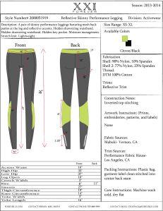 Legging Tech Pack