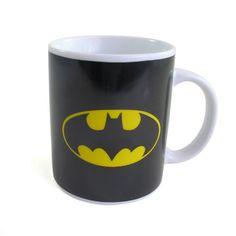 Caneca Logo Batman DC Comics