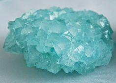 Dans le Lakehouse : DIY Borax Crystals