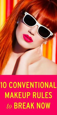 """10 beauty """"rules"""" you don't need follow"""