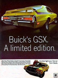 70 Buick GSX