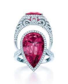 Tiffany & Co. 2014 Blue Book Tourmaline Ring