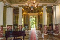 Sirmione, Villa Cortine Palace, Piano
