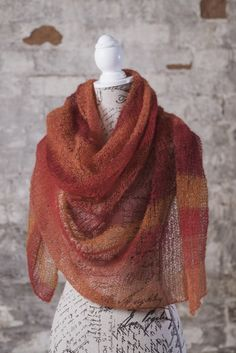 SQUARE SCARF KIT  </br> EXTRA FINE
